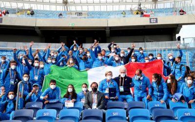Europei a Squadre: l'Italia per la prima volta sul podio