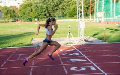 Alice Pagliarini: giovane sprinter dalle idee molto chiare!