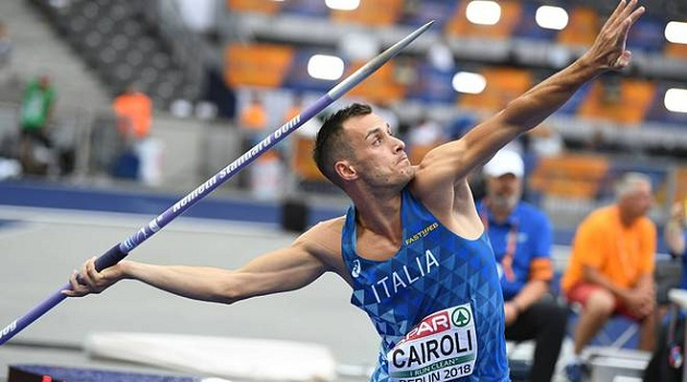 Simone Cairoli ed il suo ultimo Decathlon