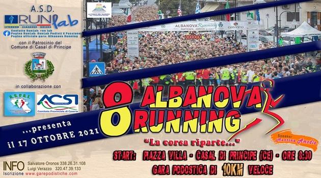 8° Albanova Running